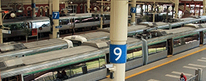 IMPLEMENTING A COMMUNICATIONS TRANSMISSION SYSTEM  FOR UPGRADED RAIL NETWORK